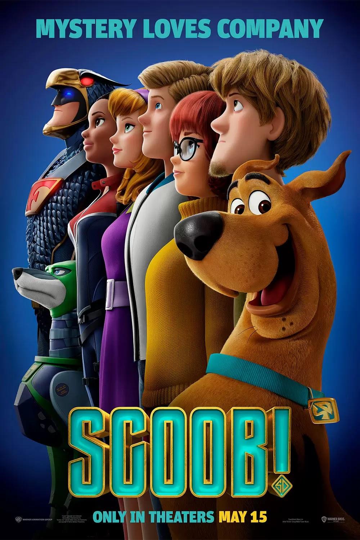 Hadir Mei Nanti, Intip Trailer Film Terbaru Scooby-Doo
