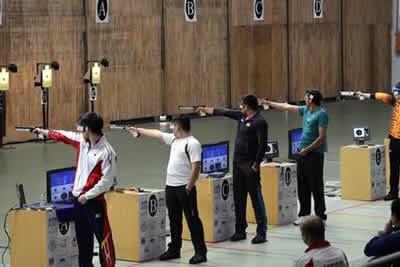 NRAI Shooting Camp