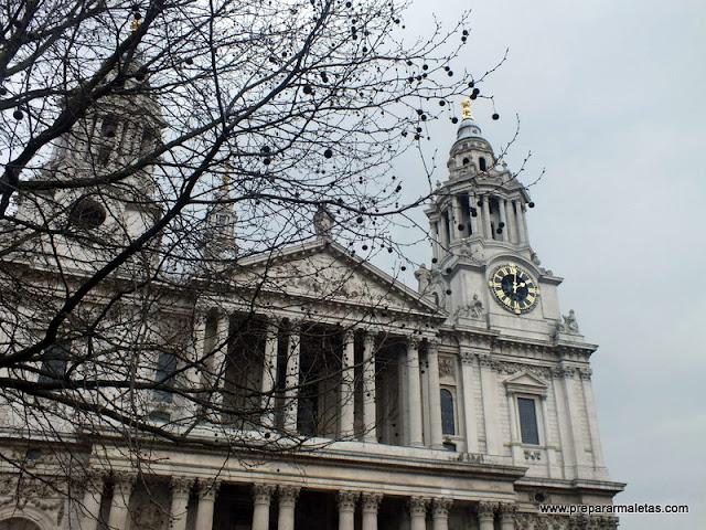 la catedral de St Paul en Londres