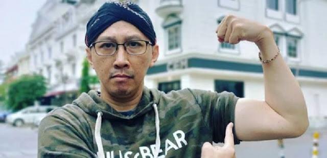 Yahya Waloni Ditangkap, Abu Janda Ucapkan Terimakasih ke Polri, Begini Katanya..