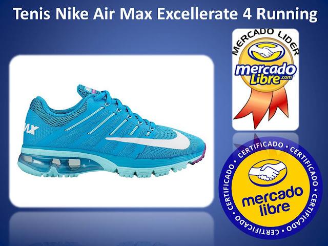 01b19a5ed6a72 Deportivos Fair Play  Tenis Nike Air Max Excellerate 4 Running Dama