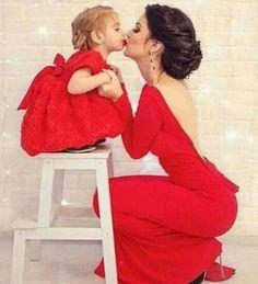 Baju Couple Cantik Ibu dan Anak 200018