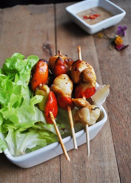 các món ăn ngon chế biến từ cồi sò điệp