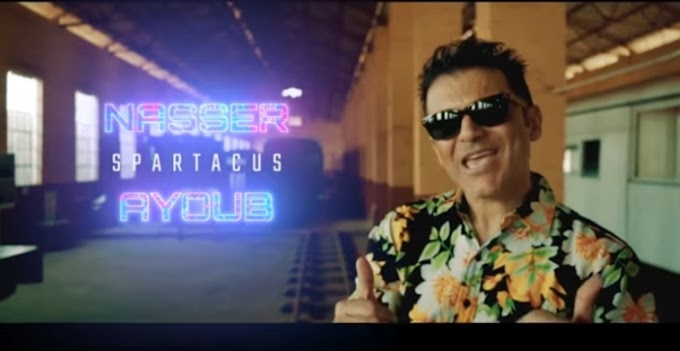 [Video] Nasser Ayoub - Spartacus