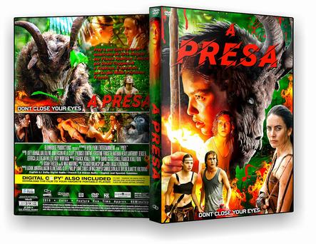 DVD A PRESA - ISO