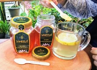 jeruk lemon madu