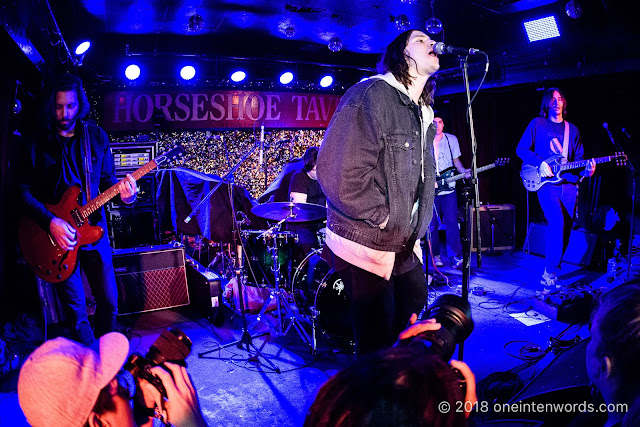 Shade at The Legendary Horseshoe Tavern on May 10, 2018 for CMW Canadian Music Week Photo by John Ordean at One In Ten Words oneintenwords.com toronto indie alternative live music blog concert photography pictures photos
