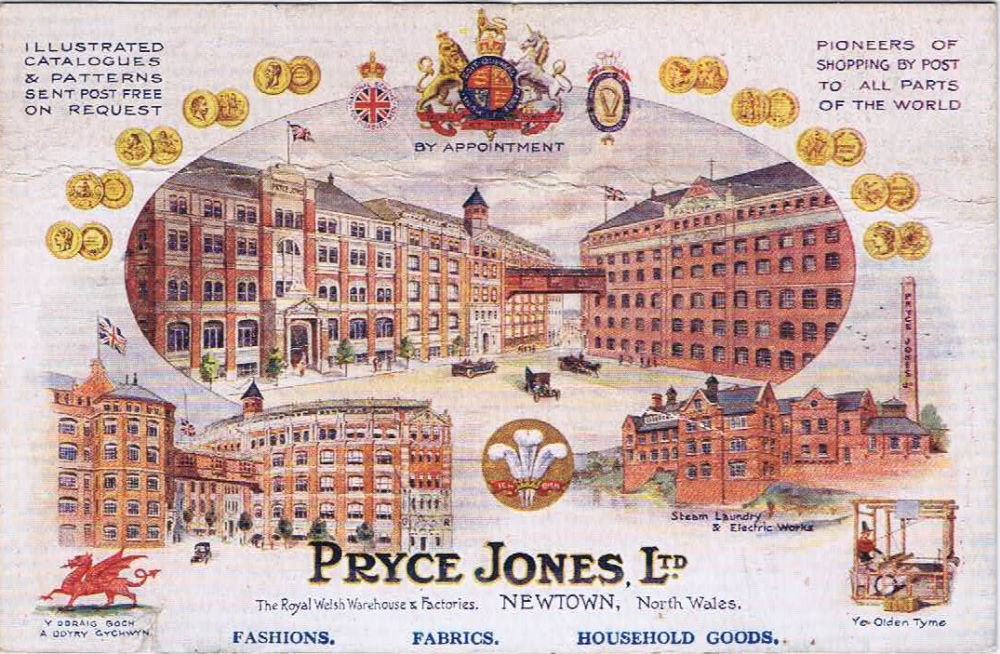 Pryce-Jones catalogue