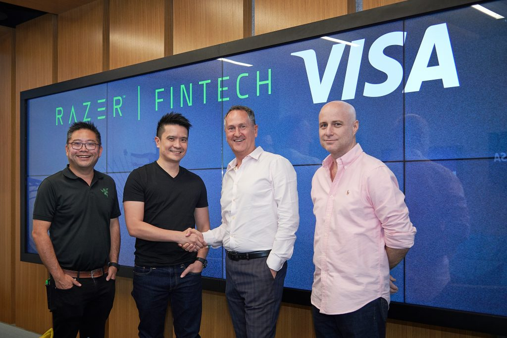 Razer & Visa partnership