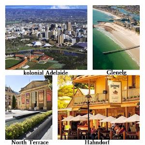Tempat-tempat Yang Menarik Di Kota Adelaide