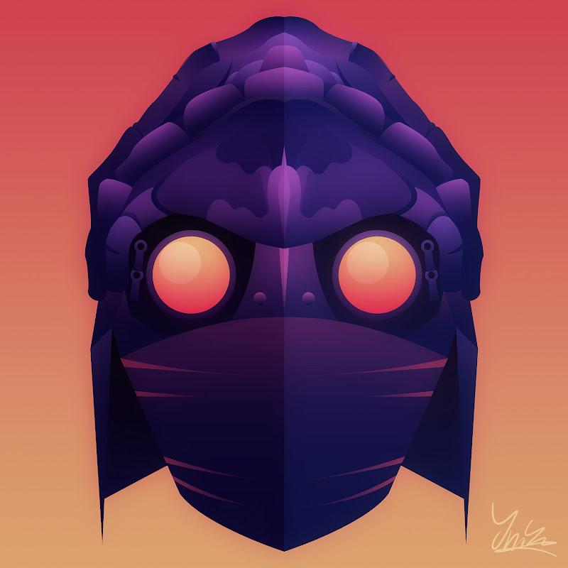 Ashlander Mask