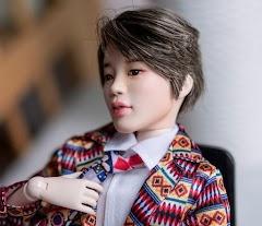 Барби кены стали южнокорейскими певцами Mattel BTS Dolls