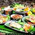 Lạc trôi tại những khu ẩm thực hấp dẫn của Thái Lan