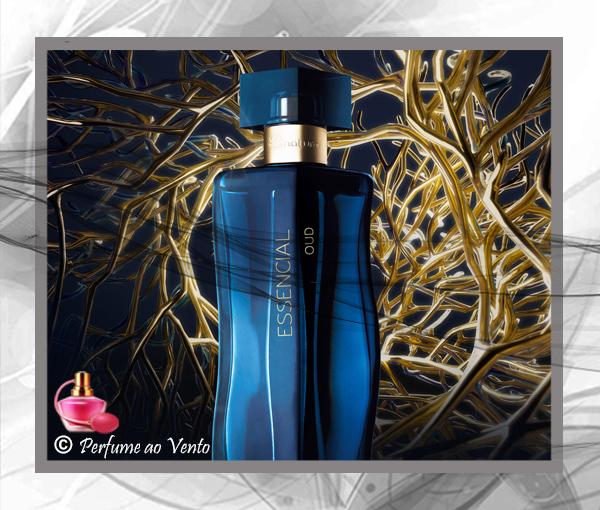 Perfume ao Vento - Essencial Oud Feminino - NATURA