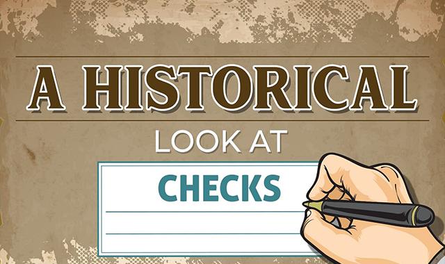 A Historical Look at Checks