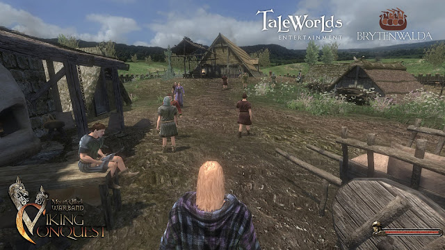 Baixar Mount & Blade: Warband – Viking Conquest (PC) + Crack