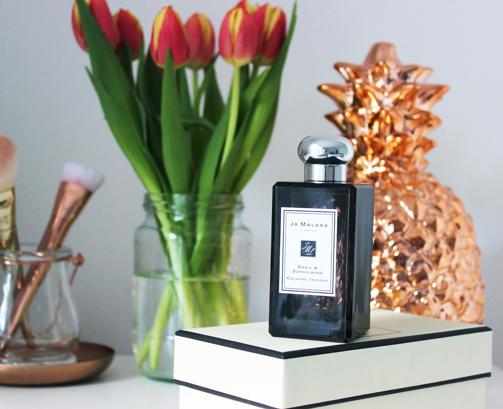 Jo Malone Cologne Intense Orris & Sandalwood review