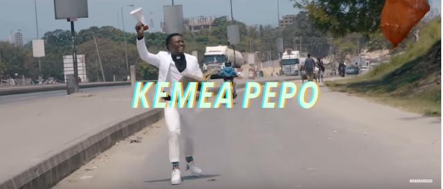 Video Mpya : MASANJA MKANDAMIZAJI - KEMEA PEPO