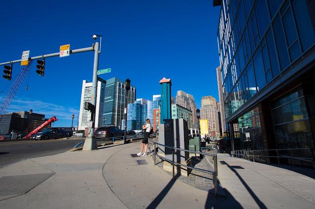 Downtown-Boston