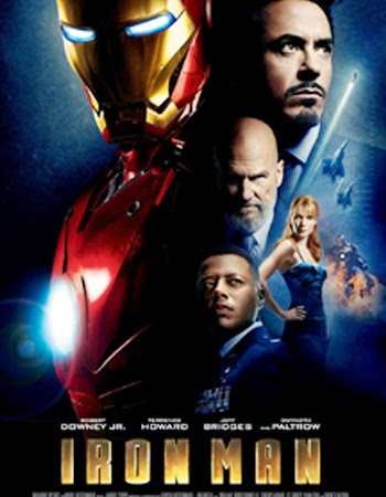 Iron Man  (2008) Full Movie Download in Dual Audio Hindi+English