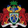 Logo Gambar Lambang Simbol Negara Gambia PNG JPG ukuran 100 px