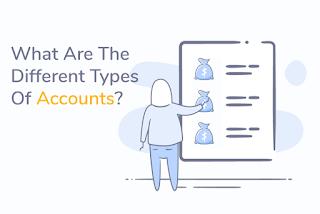 الدرس الرابع انواع الحسابات -Lesson 4 Types of Accounts