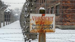 Antiguo campo de concentración en Auschwitz, Polonia