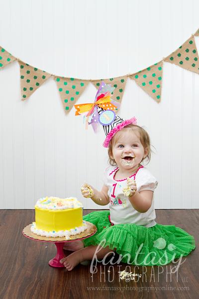 cake smash photographers in winston salem nc
