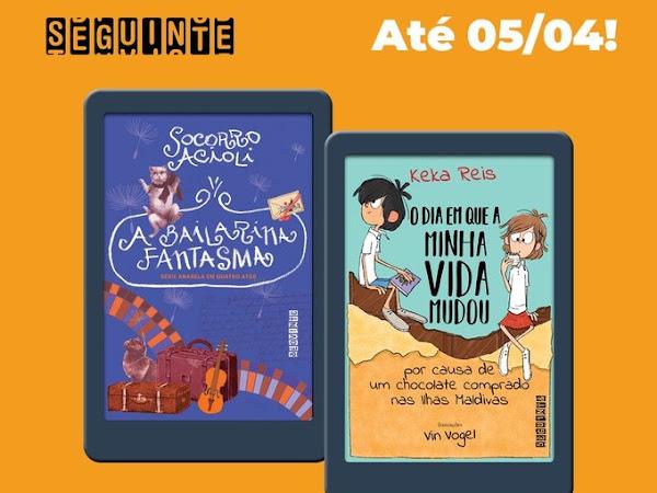 E-Books gratuitos da Editora Seguinte (Grupo Companhia das Letras) #02
