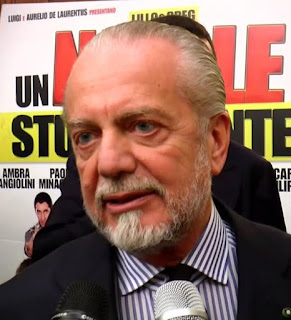 Aurelio De Laurentiis followed his father and uncle into the movie industry