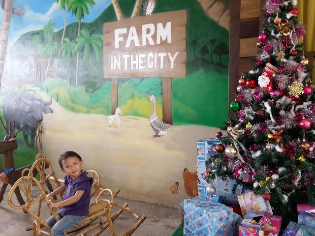 FARM IN THE CITY ANAK KENAL HAIWAN SECARA DEKAT