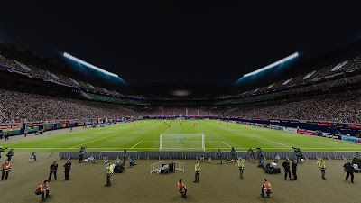 PES 2021 Giants Stadium World Cup 1994