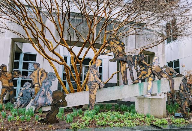 Public art in Georgetown