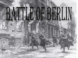 Sejarah Battle of Berlin