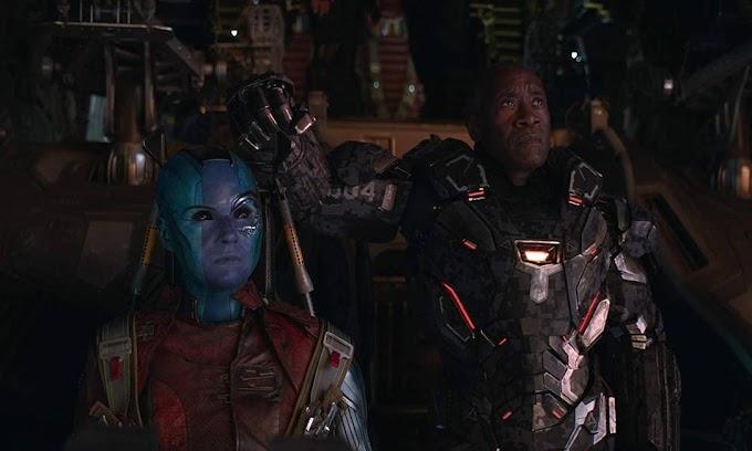 """CINEMA: """"Vingadores: Ultimato"""" será relançado nos cinemas com cenas inéditas."""