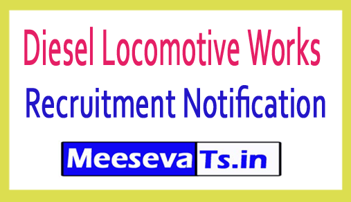 Diesel Locomotive Works DLW Recruitment