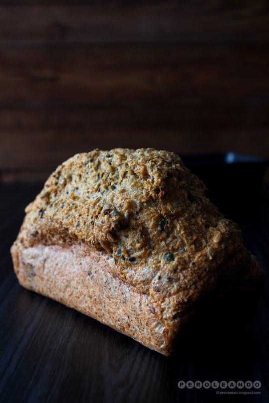 Pan de semillas (sin harina)