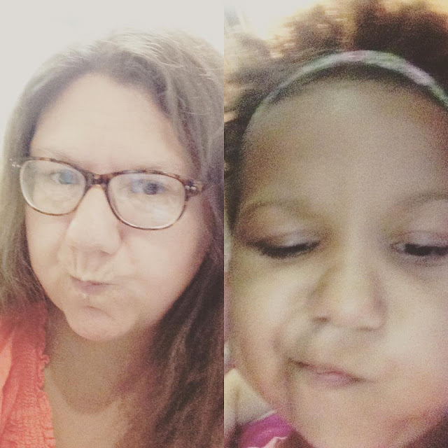 Facetime between mom and kid [Simple Ways to Communicate with Your Kid, Tween, or Teen Today]