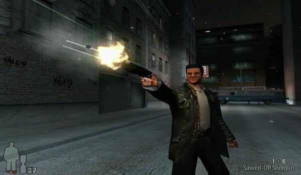 تحميل لعبة Max Payne 1 للكمبيوتر