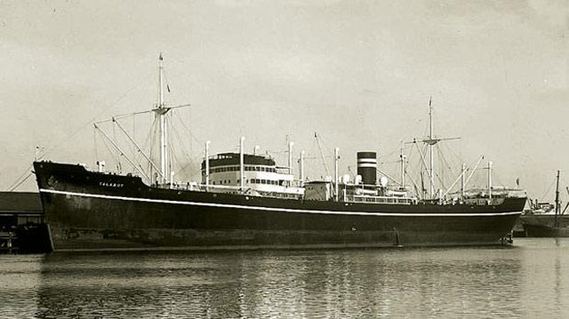 SS Talabot was sunk at Malta on 26 March 1942 worldwartwo.filminspector.com