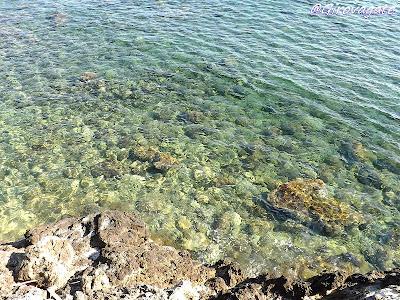 cala mar morto argentario