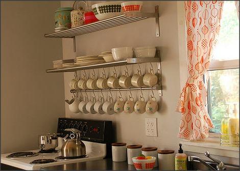 Sua Casa  Seu Espelho Cozinha sem armrios
