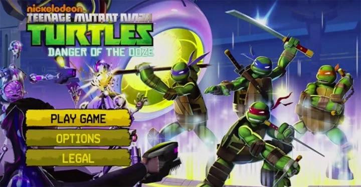 tmnt 2007 game trailer