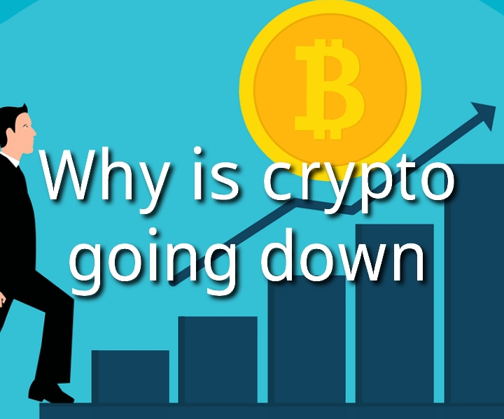 Why is crypto going down