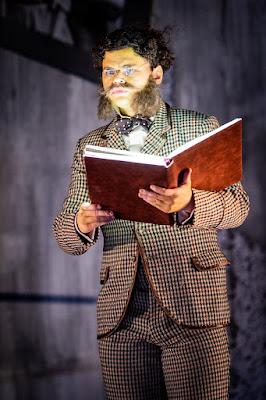 Rossini: La cenerentola - Thomas Mole British Youth Opera 2019 (Photo Robert Workman)