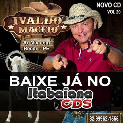 Ivaldo Maceió - CD Ao vivo Em Recife PE - Abril 2016