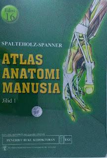 PAKET ATLAS ANATOMI MANUSIA 1&2 ED. 16