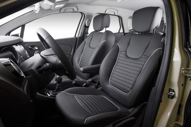 Renault Captur 1.6 CVT Automático