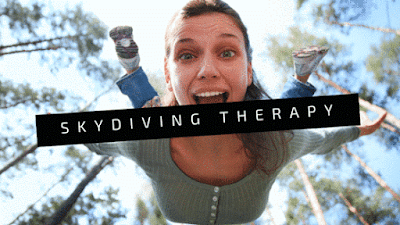 Skydiving Therapy