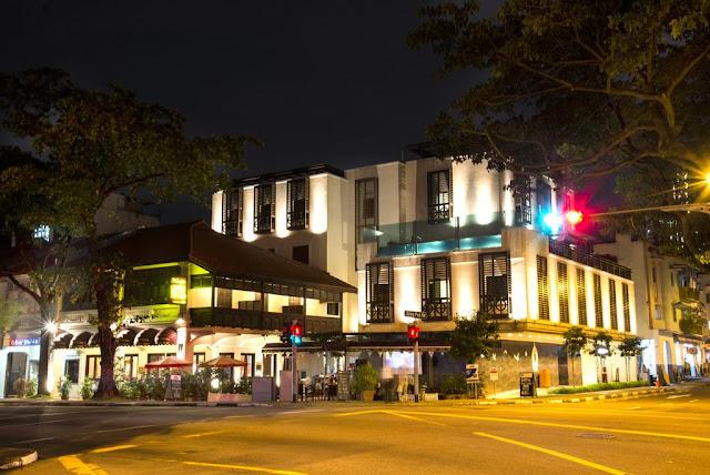 Nostalgia Hotel em Cingapura